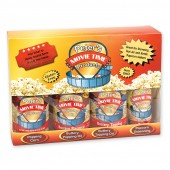 Peter's Movie Time Popcorn Gift Set 16 oz.