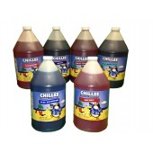 Chillee Snow Cone Syrup