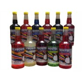 Frostee Snow Cone Syrup